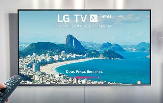 GANHE R$100 OFF em seleção de TVs LG no site da Americanas