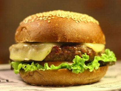 Burger John Coltrane + Batata + Refrigerante por R$35