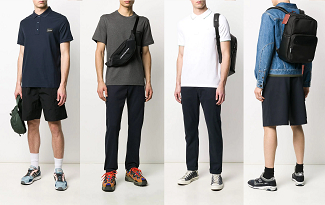 Ganhe R$100 OFF em lista masculina Calvin Klein no site da Farfetch