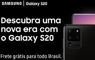 GANHE ATÉ R$1000 OFF na compra do novo Galaxy S20, S20+ ou S20 ULTRA no site da Fast Shop