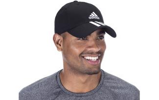 Cupom de 2 bonés Adidas por R$119 no site da Centauro
