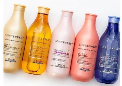 Aproveite 20% de desconto em todos os produtos de cabelo!