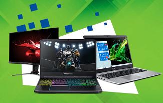 Ganhe R$300 OFF em produtos pré selecionados no site da Acer