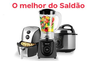Até 70% OFF na categoria Saldão no site da Magazine Luiza