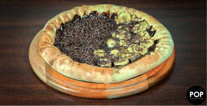 Delivery: GANHE 1 Pizza Broto doce ao realizar um pedido pelo site!