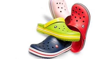GANHE até 70% de desconto na marca Crocs no site da Privalia!