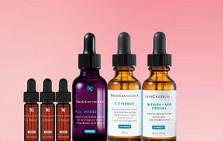 Ganhe 3 brindes em compras acima de R$399 no site da SkinCeuticals