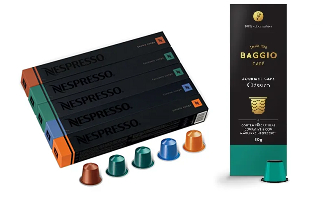 GANHE R$10 OFF em seleção de Cápsulas Nespresso no site da Americanas