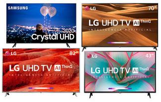 GANHE R$300 OFF em TVs selecionadas no site do Carrefour