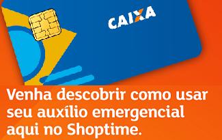 Até 30% OFF em itens de necessidade básica no site do Shoptime