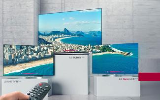 GANHE R$200 OFF em seleção de TVs LG no site da Americanas