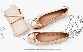 Aproveite o FRETE GRÁTIS sem valor mínimo de compra no site da Shoestock