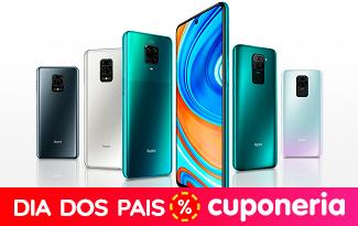 Exclusivo: Cupom de 25% OFF em seleção Xiaomi de Dia dos Pais no site da Casas Bahia