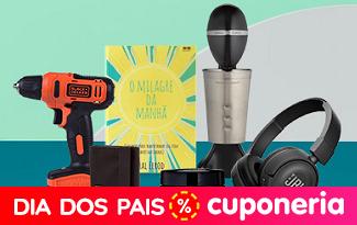 Compre seu presente de Dia dos Pais com as melhores ofertas no site da Amazon