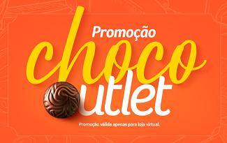 Confira o Outlet para o Dia Mundial do Chocolate no site da Cacau Show