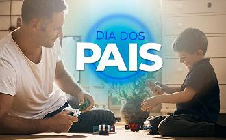 Até 50% OFF + Frete Grátis + Cupom Shopclub de 5% OFF EXTRA para o Dia dos Pais no site