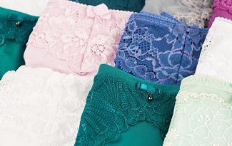 Combo de calcinhas por R$49 em seleção especial no site da Marisa