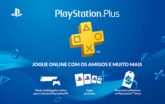 Cupom de 10% OFF em Gift Card da PlayStation Store no site da Nuuvem