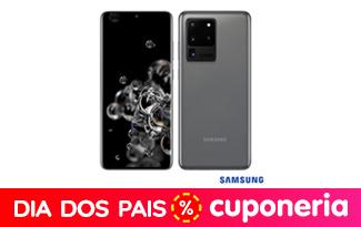 Ganhe R$300 OFF no Galaxy S20 Ultra selecionado no site da Fast Shop