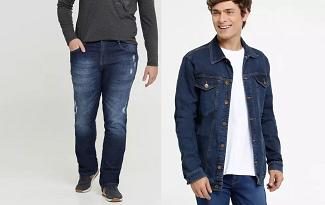 Leve 3 Pague 2 em seleção Jeans, Calçados e Bolsas no site da Marisa