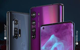 Compre seu Motorola Edge na pré-venda e Ganhe fone Vervebuds 100 no site da Americanas