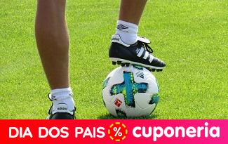 Cupom de 40% OFF em seleção de Chuteiras Adidas no site da Centauro