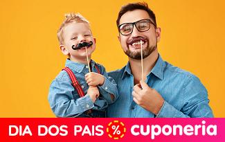 Até 60% OFF + 10% OFF EXTRA na seção Moda Masculina para o Dia dos Pais no site da Marisa
