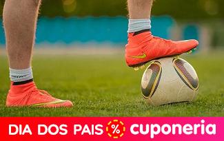 Cupom de 40% OFF em seleção de Chuteiras Nike no site da Centauro