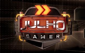 Julho Gamer: até 60% OFF em seleção especial no site da KaBuM!