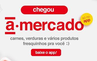 Ganhe Frete Grátis em compra acima de R$100 em Mercado no aplicativo da Americanas