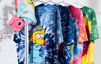 Até 50% OFF + 10% OFF EXTRA + Frete Grátis em coleção Tie Dye no site da C&A