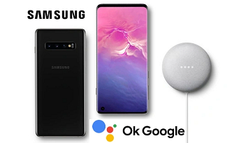 Compre um Galaxy S10 e ganhe um Google Nest Mini no site da Americanas