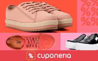 Exclusivo: Até 45% OFF + 25% OFF EXTRA em seleção Calçados Top Marcas no site da Zattini