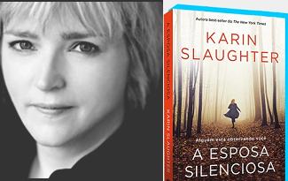 Cupom de 10% OFF em seleção da autora Karin Slaughter no site da Submarino