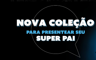 Cupom de 10% OFF + Frete Grátis na coleção Super Pais no site da Piticas