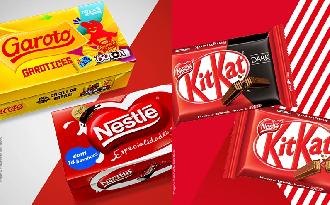 Seleção de Chocolates e Biscoitos Nestlé com até 40% OFF no site da Americanas