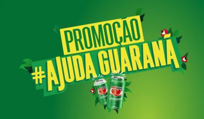 Compre e Concorra: Promoção Ajuda Guaraná