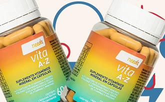Até 30% OFF em Vitaminas no site da Drogaria Onofre
