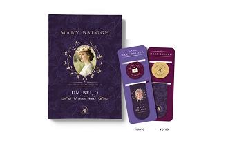 Cupom de 15% OFF em seleção da autora Mary Balogh no site da Submarino