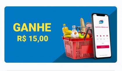 GANHE R$ 15 em compras no Clube Extra para compras a partir de R$ 199!