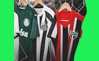 Cupom FutFanatics de até 15% OFF em seleção de Camisas de Futebol no site