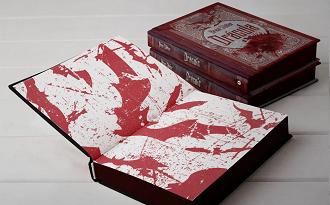 Cupom de 10% OFF na edição de luxo do livro Drácula de Bram Stoker no site da Submarino