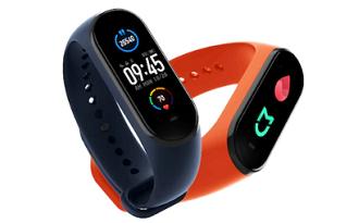 Compre seu smartwatch Mi Band 5 com desconto no site da GearBest