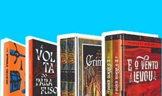Cupom de 10% OFF na seleção de livros da editora Nova Fronteira no site da Submarino