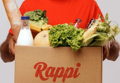 GANHE R$ 100 de Frete para pedidos na Rappi!