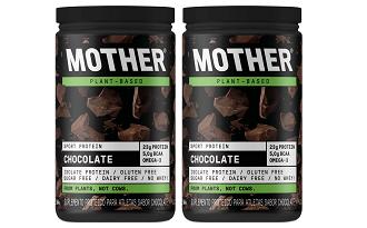 Ganhe até 40% OFF em Suplemento Vegano sabor Chocolate no site da Mother Nutrients