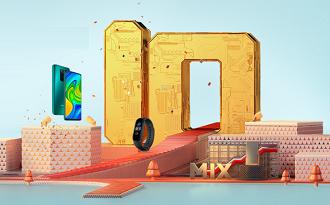 Aniversário 10 anos Xiaomi com até 40% OFF em ofertas diárias no site
