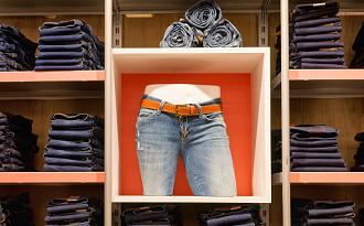 Compre Peças Jeans com até 50% OFF e Frete Grátis no site da Lojas Renner