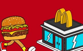McDonalds na Americanas: cupom de R$15 OFF em pedidos feitos no site