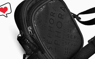 Ganhe Shoulder Bag nas compras acima de R$389 no site da Sephora